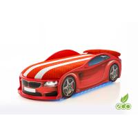 Auto-Voodi Uno Beta Punane Auto-voodi