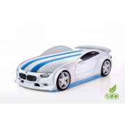 Auto-Voodi Neo Beta 3D Valge Auto-voodi