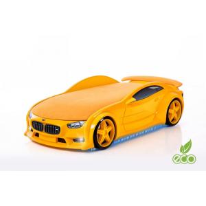 Auto-Voodi Neo Beta 3D Kollane Auto-voodi